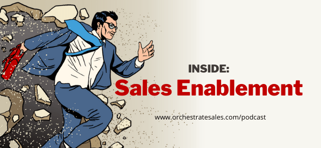 Inside Sales Enablement Strategy