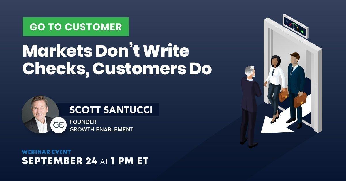 Scott Santucci Sales Enablement