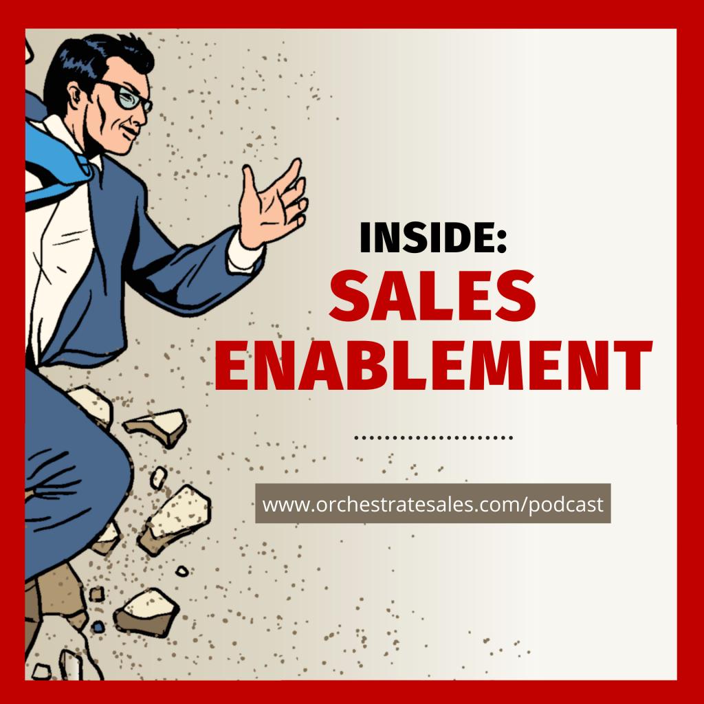 Inside Sales Enablement Podcast